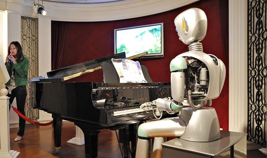 Искусственный интеллект от Google Brain может сочинять музыку