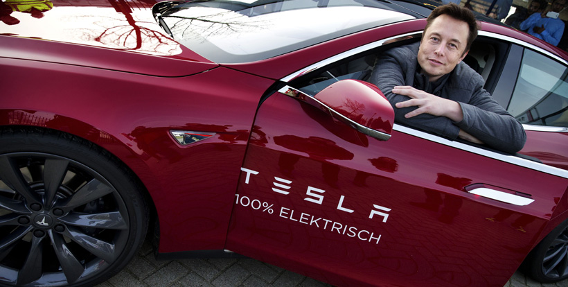 Маск анонсировал вторую часть сверхсекретного плана Tesla Motors
