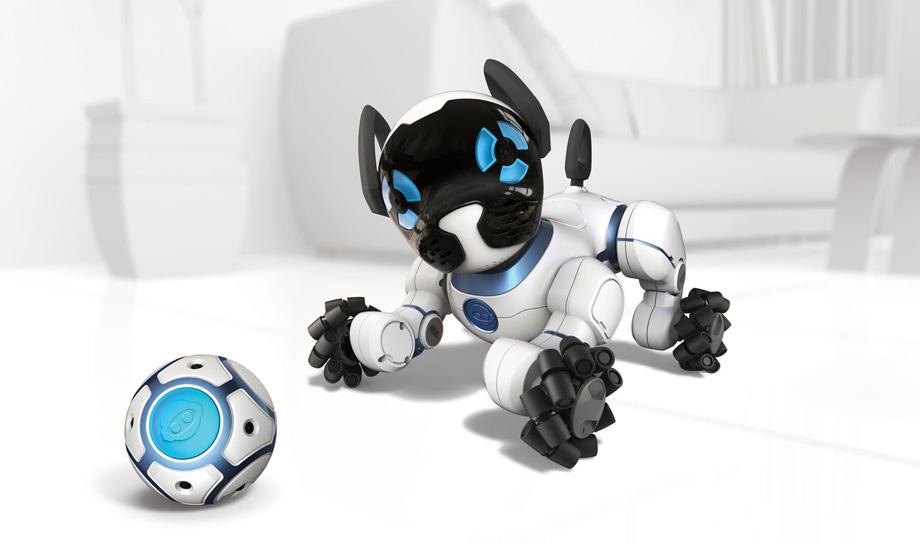 WowWee CHiP — игрушечный робот-пёс