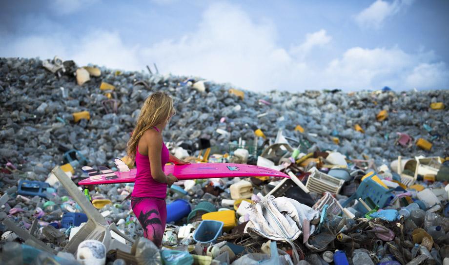 Найдена бактерия способная уничтожать пластик