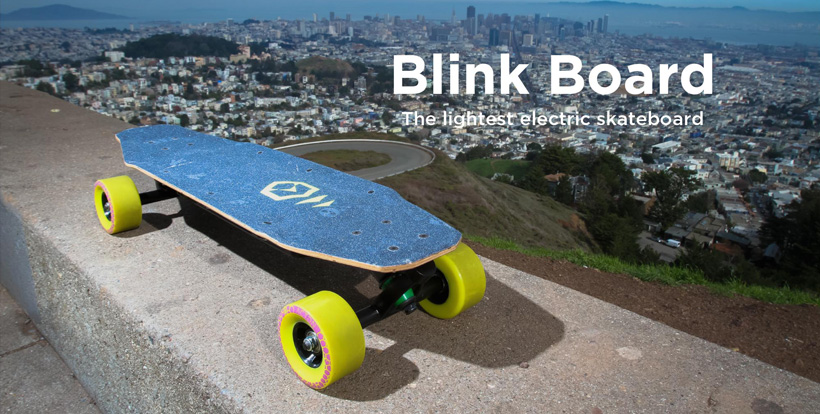 Blink-Board Acton