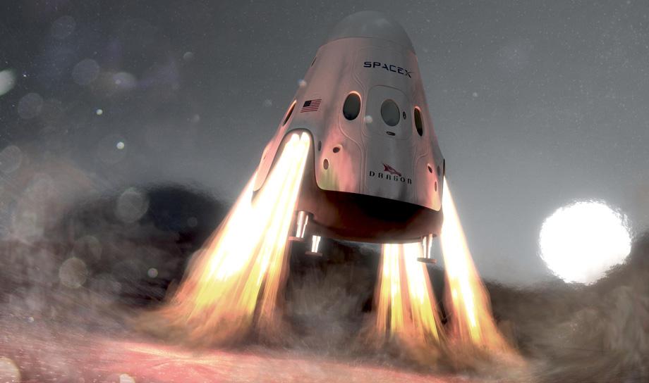 История всех запусков, осуществлённых компанией SpaceX, в пятиминутном видео