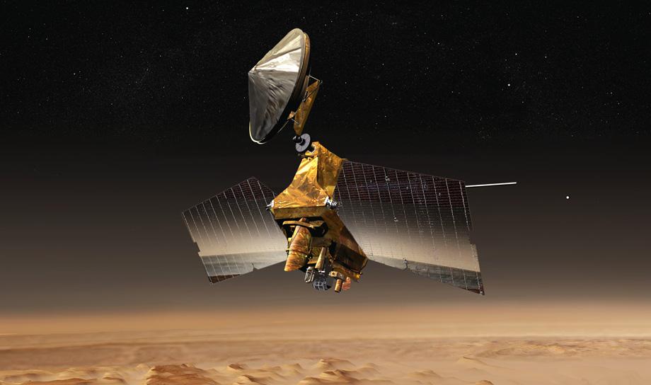 NASA планирует запуск на Марс нового зонда
