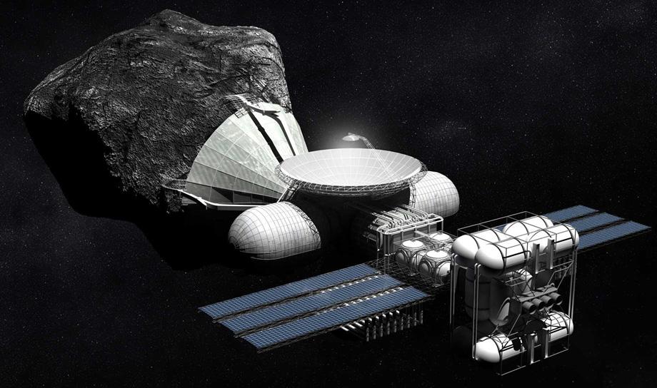 Новаторские проекты, поддерживаемые NASA