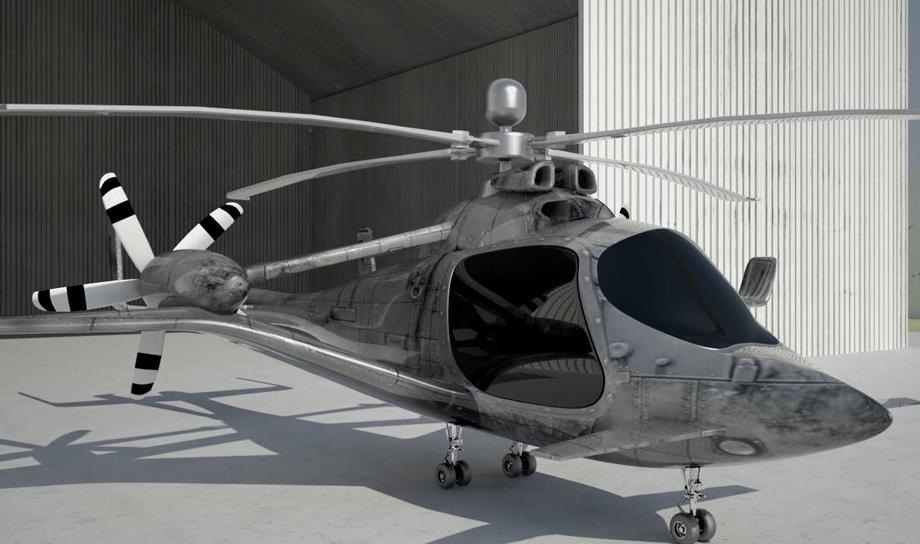 Самый быстрый вертолёт