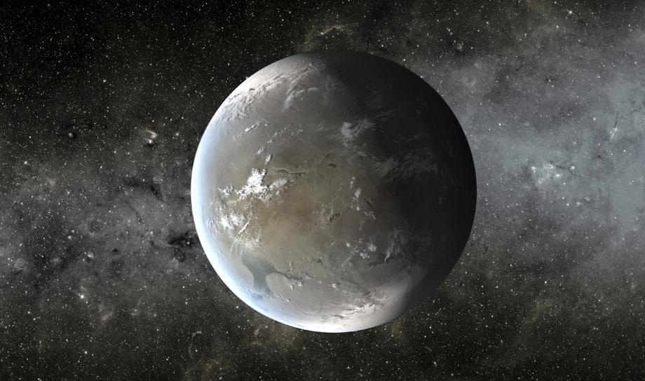 Найдена астрономами первая обитаемая планета?