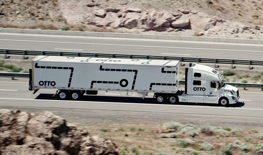 Стартап по оснащению беспилотными технологиями грузовиков дальнего следования