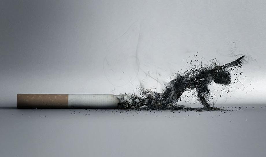Самый неприятный цвет поможет бороться с никотиновой зависимостью