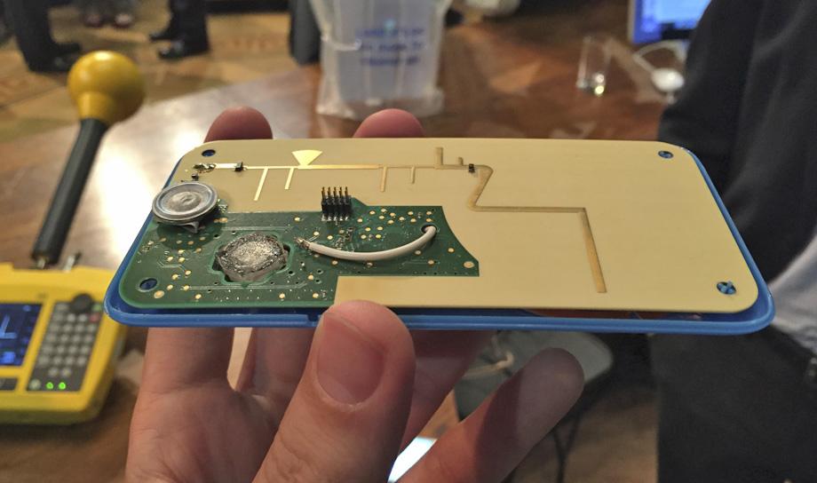 Freevolt — технология для извлечения электричества из беспроводных сетей