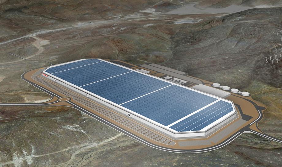 Tesla анонсировала на июль торжественное открытие своей «Гигафабрики»