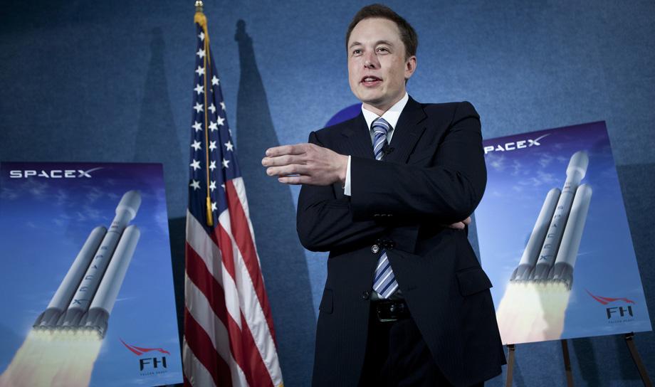 Илон Маск тайно встретился с министром обороны США