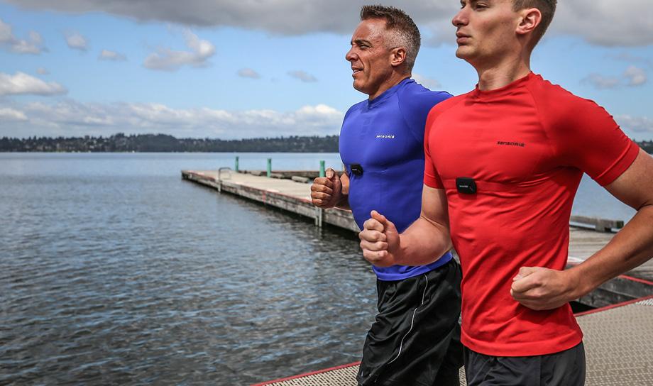 «Умная» спортивная одежда компании Sensoria проконтролирует ваше сердце во время тренировки