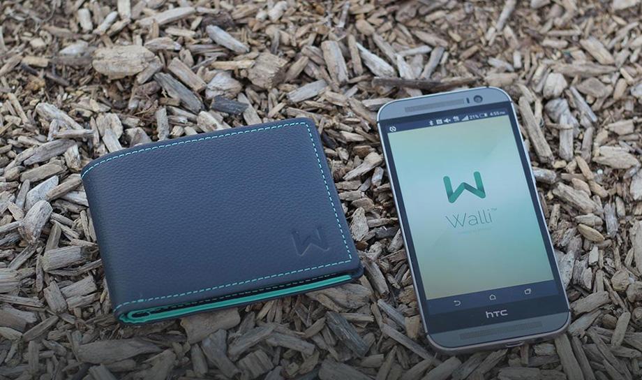 Walli — «смышлёный» кошелёк для рассеянных людей
