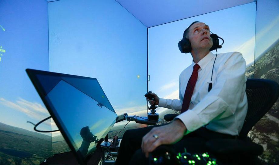 Искусственный интеллект победил боевых пилотов
