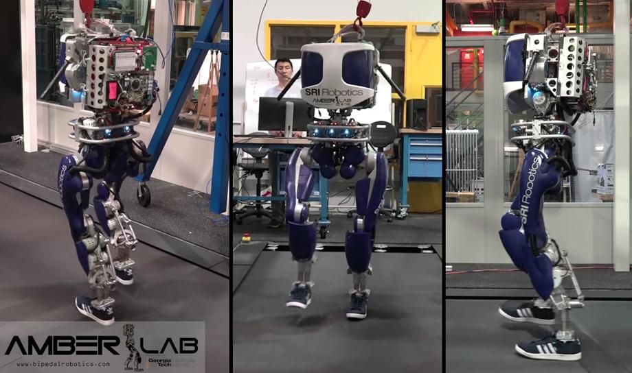 Робот DURUS может ходить, как человек
