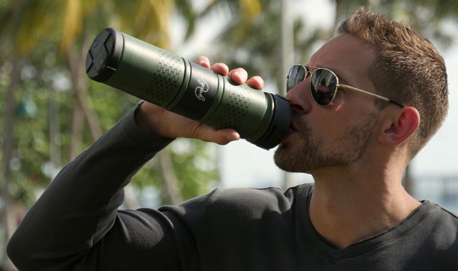 Инновационная универсальная бутылка Golchi
