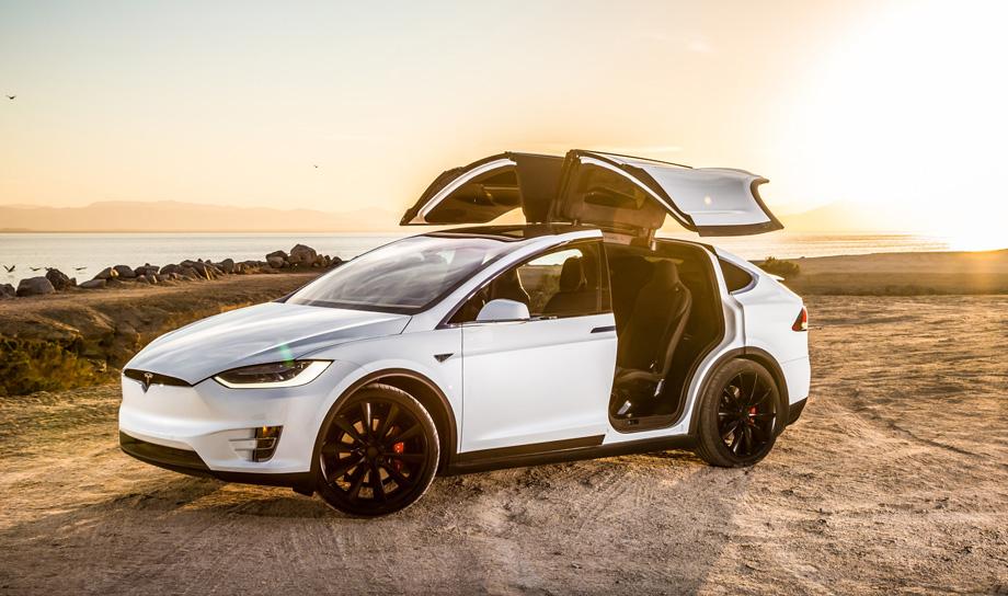 Презентован новый «бюджетный» вариант Tesla Model X