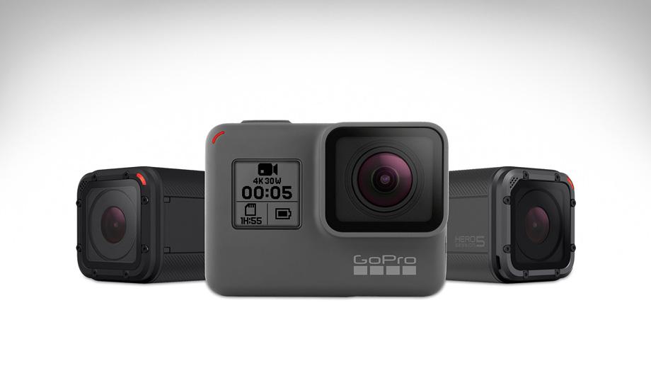 Новинки от компании GoPro