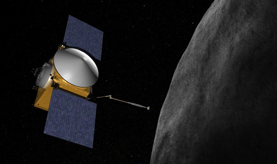 Первая космическая миссия на астероид
