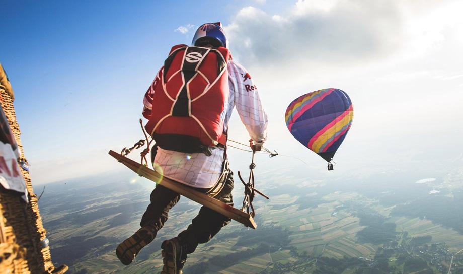 Мега Качели на высоте 1800 метров