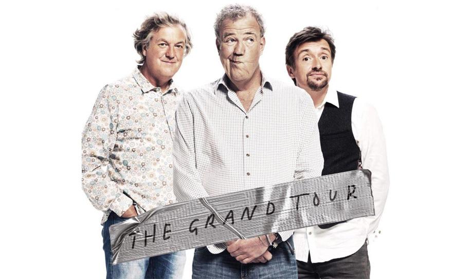 Трейлер нового автошоу The Grand Tour