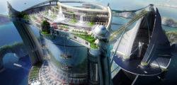 Экспериментальный город будущего от компании Google